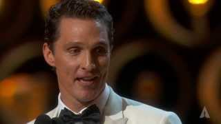 Video Matthew McConaughey winning Best Actor MP3, 3GP, MP4, WEBM, AVI, FLV September 2018