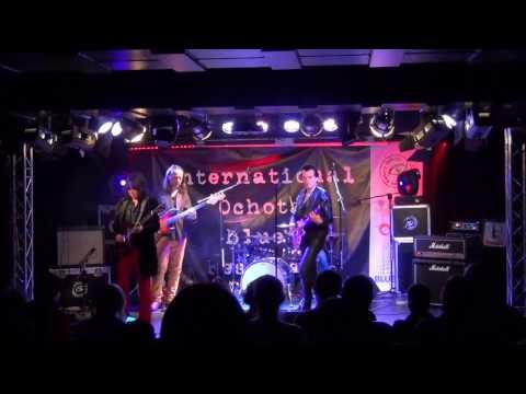 Eddie Angel - Outside Woman Blues -  VII International Ochota Blues Festival