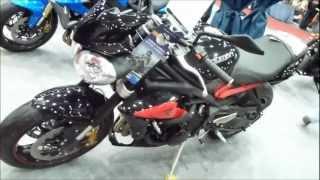 10. 2013 Triumph Street Triple 675 R 106 Hp 233 Km/h 145mph * see also Playlist