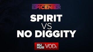 Spirit vs DiG, game 2