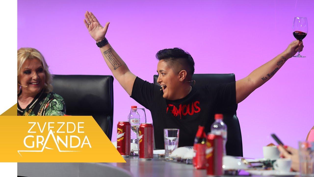 ZVEZDE GRANDA 2021 – cela 71. emisija (12. 06.) – sedamdeset prva epizoda – četvrtfinale – snimak