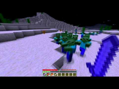 Chuck Norris Plays Minecraft (ItsJerryAndHarry)