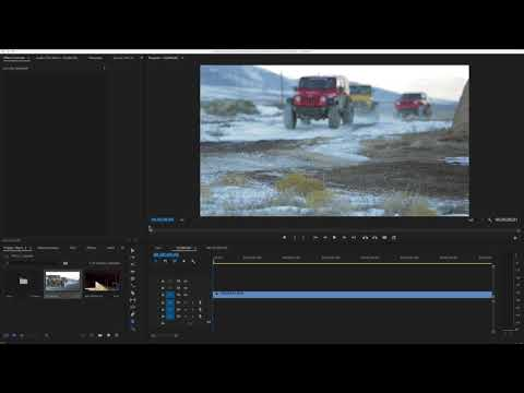 Continuum Premium Filters for Adobe Premiere: Optical Stabilizer