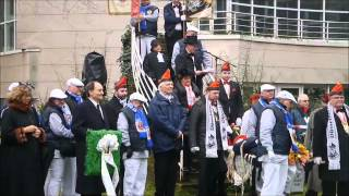 2016 Hoppeditz Beerdigung