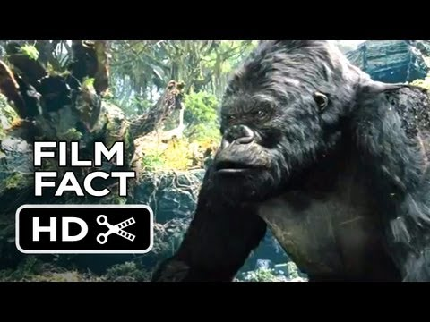 King Kong - Film Fact (2005) Peter Jackson Movie HD