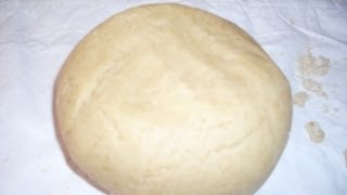 Recette Pâte Sablée (sucrée) - How To Make A Shortbread Dough