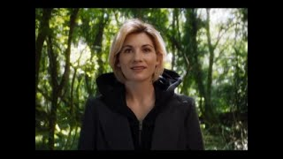 Speaking at Comic-Con in San Diego, David Tennant says that Jodie Whittaker - the first female to play