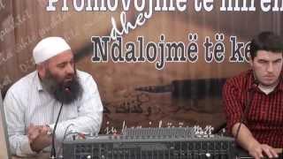 Jam lut që të ndahet motra nga burri  - Hoxhë Bekir Halimi