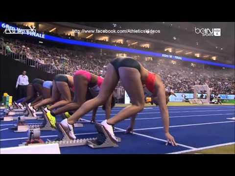 昨年の200m世界チャンピオン シパーズが女子60mで今季世界最高!