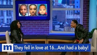 From high school sweethearts...To baby mama drama! | The Maury Show