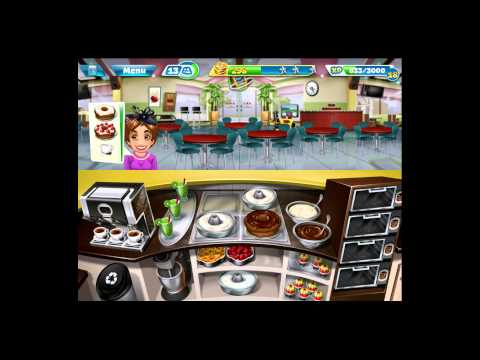 Cooking Fever [iPad Gameplay] Bakery Level 16