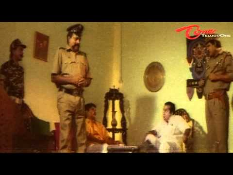 Funny Scene Between Brahmanandam  Chalapathi Rao