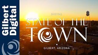 Gilbert (AZ) United States  city photo : Gilbert, Arizona 2016 Digital State of the Town