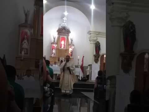 Padre Emanuel de Doverlândia em Caiapônia