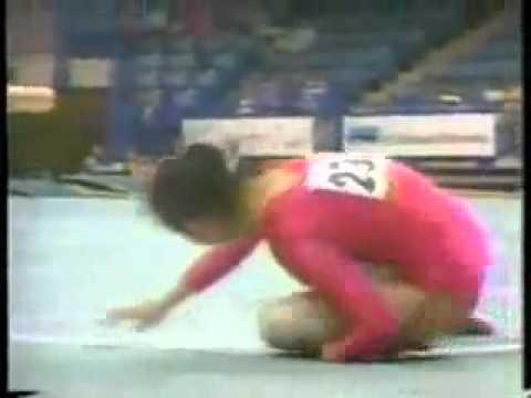 Tai nạn trong thể thao, dẫn đến cái chết của vận động viên thể dục