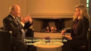 Interview Prof. Norbekov bei Tischgespräch mit Susan Stahnke