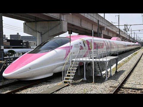 Εγκαινιάστηκε το bullet train της Ιαπωνίας