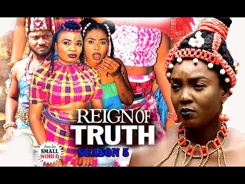 Reign Of Truth Season 5 - Chioma Chukwuka Akpotha 2017 Newest   Latest Nigerian Nollywood Movie 2017