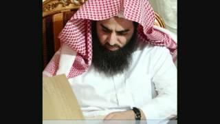 لأول مره على اليوتيوب تلاوة نادرة للقارئ محمد اللحيدان