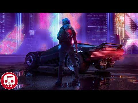 "Cyberpunk 2077 Rap by Jt Music & Bonecage - ""Robots In A Dream"""