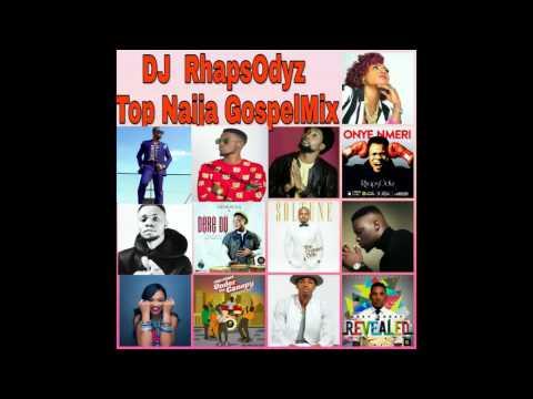 NEW Naija Gospel Mix - Frank Edwards, RhapsOdyz, Nkay, Brenda Patrick, Nolly And More.