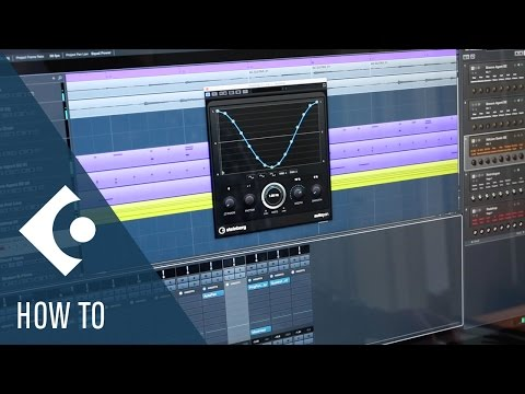 How to Mix in Cubase | Getting Started with Cubase Pro 9