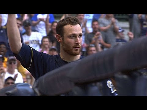 Video: MIN@MIL: Lucroy lifts two homers, drives in seven