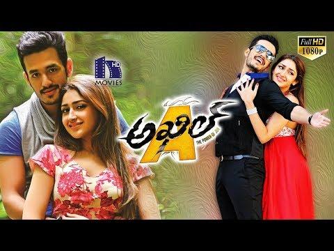 Akhil Full Movie - Latest Telugu Full Movie - Akhil Akkineni, Sayesha Saigal - VV Vinayak