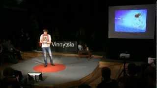 TEDxVinnytsia. Динамика, фигуратив и цвет Любви