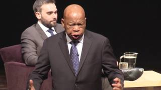 """UW students had the special opportunity to hear from U.S. Congressman and American civil rights icon John Lewis at Meany Hall on the UW Seattle campus, February 23, 2017.Representative Lewis and the co-authors of his new graphic novel, """"March,"""" delivered inspirational talks about the purpose of activism and how they captured stories about the movement that changed our nation.Representative Lewis is Georgia's Fifth Congressional District Representative and widely known for his role in the Civil Rights movement. The three volumes of """"March"""" capture the events of his life: organizing sit-ins, protesting the segregation of lunch counters in Nashville and taking part in the 1963 March on Washington, of which he is the sole surviving speaker.Congressman John Lewis, Georgia's 5th DistrictAna Mari Cauce, President, UWRickey Hall, Vice President for Minority Affairs & Diversity, Chief Diversity Officer, UWAndrew Aydin, author, digital director and policy advisor to John LewisNate Powell, graphic novelist, illustratorCraig Sims, lawyer, Bergman Draper Ladenberghttp://uwtv.org2/23/17"""