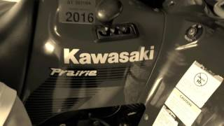 9. Kawasaki prairie 360 4x4 review