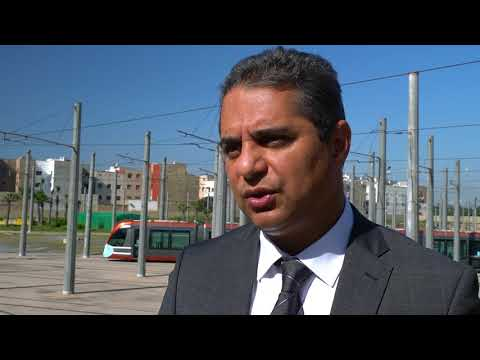 Signature de convention : Ambition zéro accidents avec le tramway