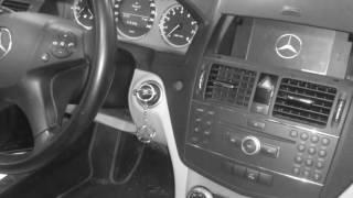 mercedes c180 c200 c220 navigasyon dvd multimedia kamera bluetooth multimedya elektronik android