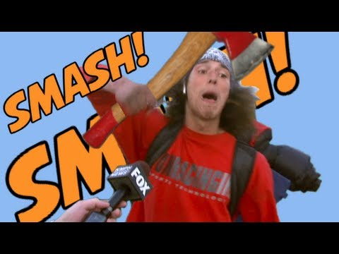 Smash - iTunes link - https://itunes.apple.com/us/album/smash-smash-smash!-feat.-kai/id601173079 **All profits split with Kai!** Kai the Home-free Hitchhiker sings a...