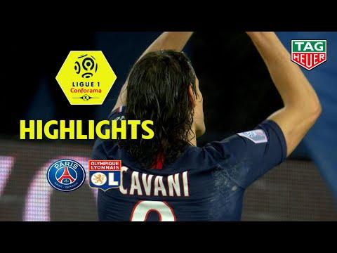 Paris Saint-Germain - Olympique Lyonnais ( 4-2 ) - Highlights - (PARIS - OL) / 2019-20
