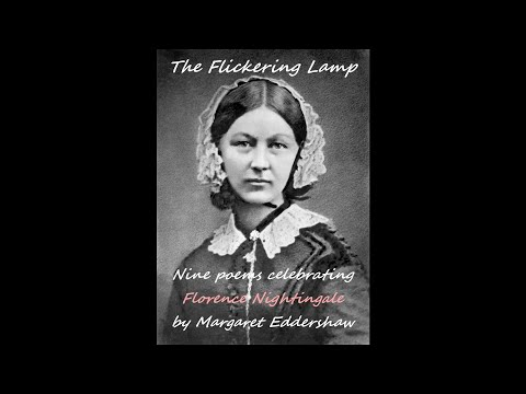 The Flickering Lamp - Poems about Florence Nightingale by Margaret Eddershaw [RWV-241020]