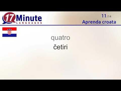 Aprender croata (vídeo-aula grátis!)