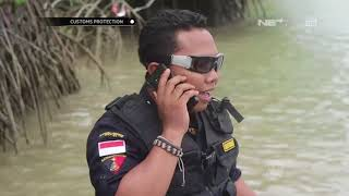 Video Aksi Kejar-kejaran Speadboat Membuahkan Hasil - Customs Protection MP3, 3GP, MP4, WEBM, AVI, FLV April 2019