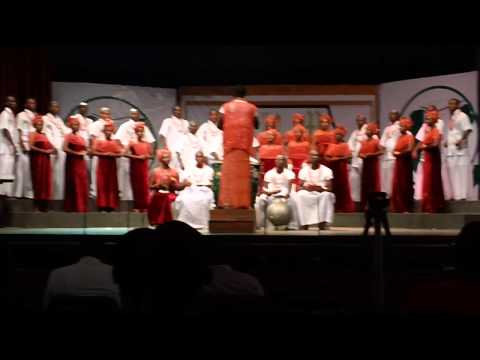 nigeria edo bini movies - St. Albert's Catholic Choir, University of Benin/UBTH, performing at Forum for the Inculturation of Liturgical Music, University of Lagos, 2013. A Bini Creed...