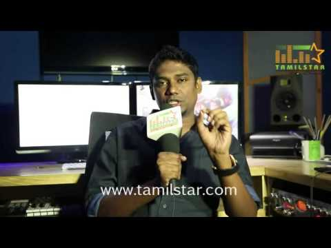 Music Director Sam CS Interview For Mellisai Movie