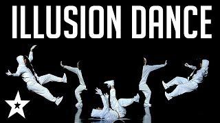 Video Unique Illusion Dance Gets GOLDEN BUZZER On Spain's Got Talent! | Got Talent Global MP3, 3GP, MP4, WEBM, AVI, FLV Juni 2019