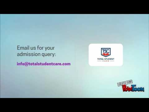 Student services by Total Student Care (TSC)