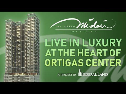 The Newest Addition to Ortigas Center Skyline – The Grand Midori Ortigas