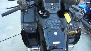 6. 2006 Honda Gold Wing Audio / Comfort / Navi / ABS (GL1800)