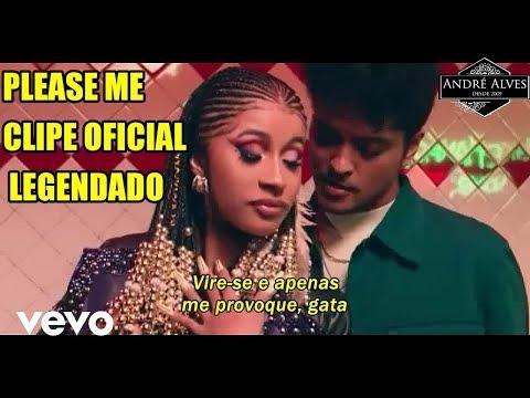 Cardi B e Bruno Mars - Please Me (tradução/legendado) (Clipe oficial)