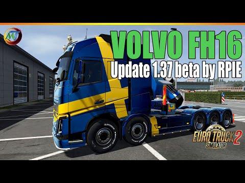 RPIE VOLVO FH16 2012 1.37.0.65s