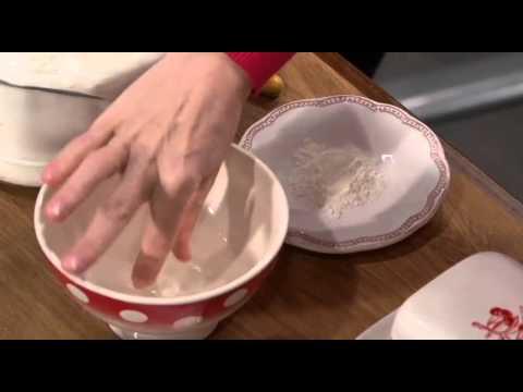 рыболовное тесто из муки