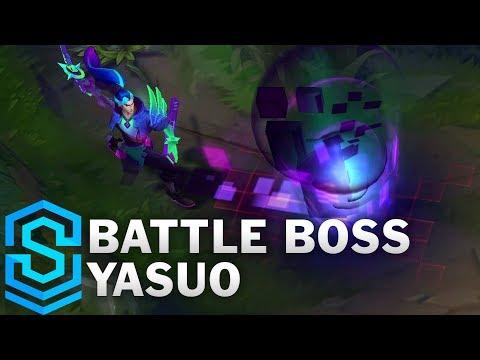 Yasuo Trùm Cuối - Battle Boss Yasuo
