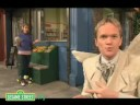 sesame street - : Neil Patrick Harris has Telly's New Shoes
