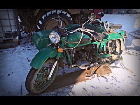 Продажа мотоцикла урал в кемеровской обл снимок